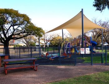 Everard Park Playground, City of Unley