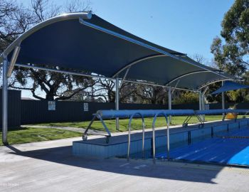 New look for the Unley Swimming Centre