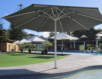 Retractable Umbrellas
