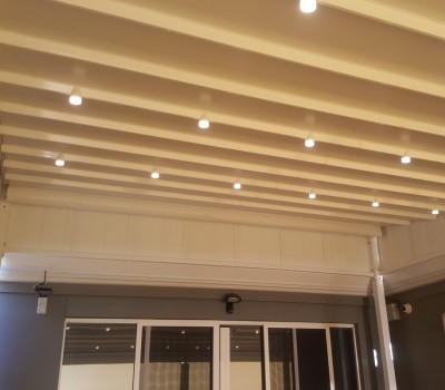 Retractable motorised roof Adelaide South Australia 4